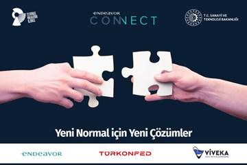Endeavor Connect, Covid-19 Odaklı Girişim Projelerinizi Bekliyor