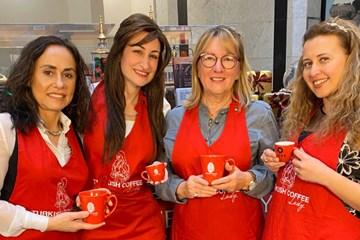 Turkish Coffee Lady, Ürünleriyle Kadın Girişimcileri Destekleyecek
