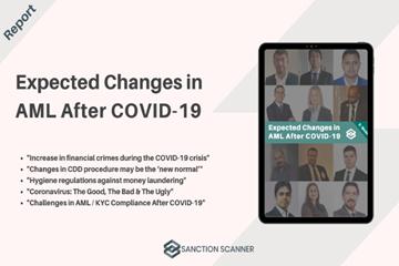 COVID-19 Sonrası Finansal Suçlarla Mücadele Nasıl Değişiyor?