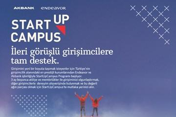 Ücretsiz Program StartUpCampus Genç Girişimcileri Bekliyor!