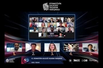 OİB Otomotivde Geleceğin Tasarım Yarışması 2020 Sonuçlandı