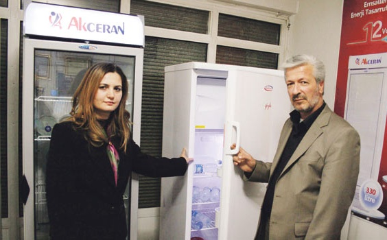 Az Elektrikle Çalışan Buzdolabına KOSGEB Desteği