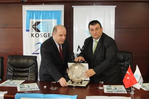 Doğu Marmara Kalkınma Ajansı Girişimcilik Protokolü İmzalandı
