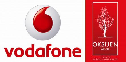Vodafone'un Küresel Inovasyon Merkezi Oksijen