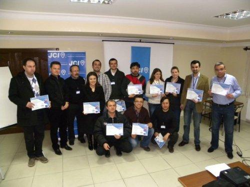 Genç Girişimciler ve Liderler Derneği Kayseri'de Toplandı