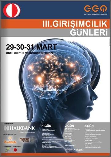 III.Girişimcilik Günleri 2011 Başlıyor
