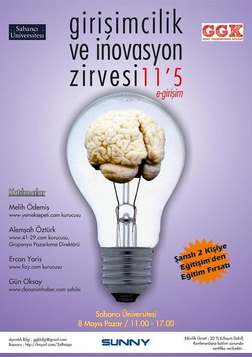 SÜ Genç Girişimcilerden İki Farklı Girişimcilik Eğitimi ve Paneli