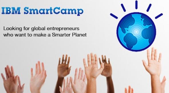 IBM, SmartCamp İle Akıllı Dünyanın Küresel Girişimcilerini Arıyor!