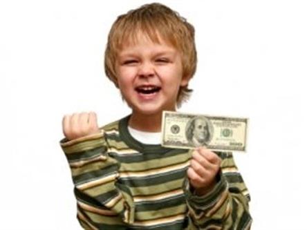 Как заработать в 12 лет мальчику в интернете