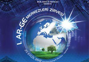 Ar-Ge Merkezleri Zirvesi'nin İlki İstanbul'da Yapıldı