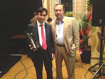 Dünyada Yılın Teknolojisti Ödülünü Bir Türk Aldı!