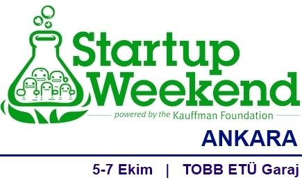Startup Weekend İle Girişim Maratonu Bu Kez Ankara'da!