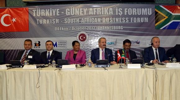 Türk İş Adamlarına Güney Afrika'dan Yatırım Daveti Geldi!