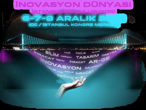 İnovasyonun Guruları, İnovasyon Haftasında İstanbul'da Buluşuyor!