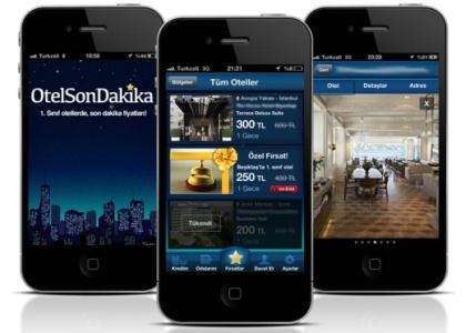 Foreks'ten, Mobil Girişim OtelSonDakika'ya Yatırım