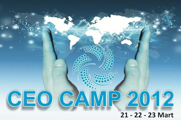 Başarılı Yöneticiler, Ceo Camp 2012'de Öğrenciler İle Buluşuyor!