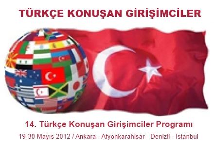 Türkçe Konuşan Girişimciler Türkiye'de Biraraya Geldi!