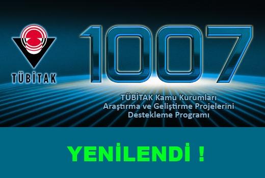 TÜBİTAK, Kamu Projeleri Odaklı ARDEB 1007 Programını Yeniledi!