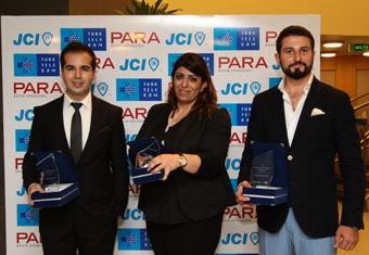 CYEA 2012 Finalistleri Açıklandı, En Başarılı Girişimci Berna İlter!