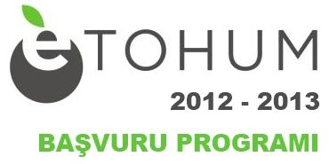 Girişimciler için Etohum 2012-2013 Başvuru Programı Açıklandı!