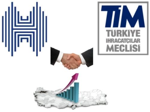 Halkbank ve TİM, İhracatçı Kobiler İçin Seferberlik Başlattı!