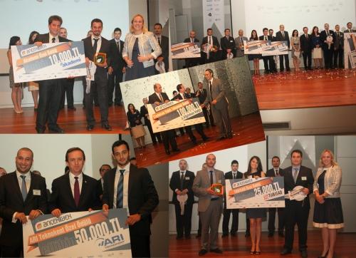 İTÜ'nün Arı Çekirdek Proje Yarışması Sonuçlandı!