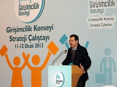 Rifat Hisarcıklıoğlu: Girişimcileri Potansiyel Hırsız Olarak Görmeyin!
