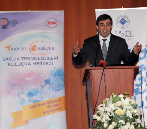 Ülkemizden Katma Değerli Sağlık Teknolojisi Üretme Girişimi!