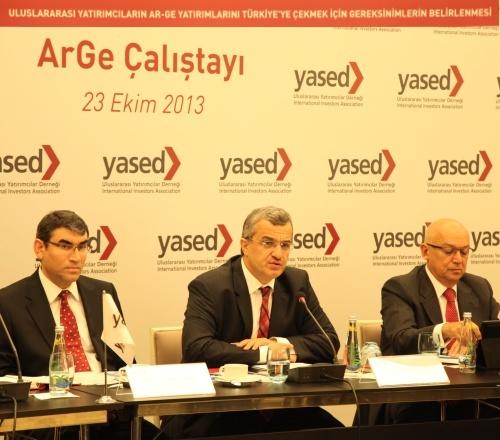 YASED'den Türkiye'nin ArGe Ekosistemini İyileştirecek ArGe Çalıştayı!