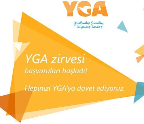 Geleceğin Liderleri, 2013 YGA Zirvesi Başvuruları Devam Ediyor!