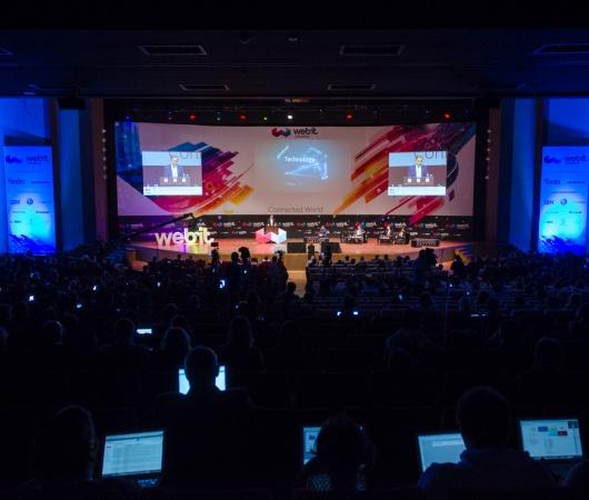 Dijital Dünya İstanbul'da Global Webit 2013 Kongresi'nde Buluştu!