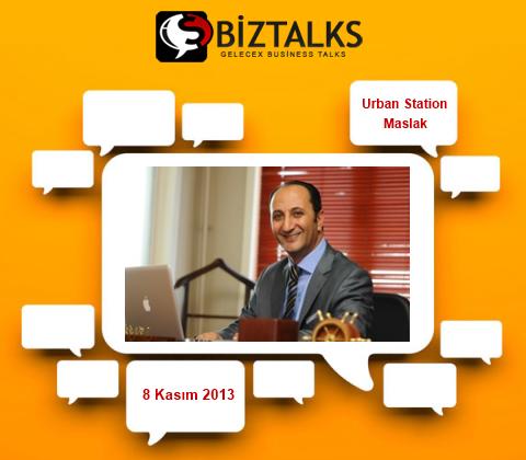 Gelecex BizTalks Etkinliklerinin İlki 8 Kasım'da, Konuk Nevzat Erdağ!