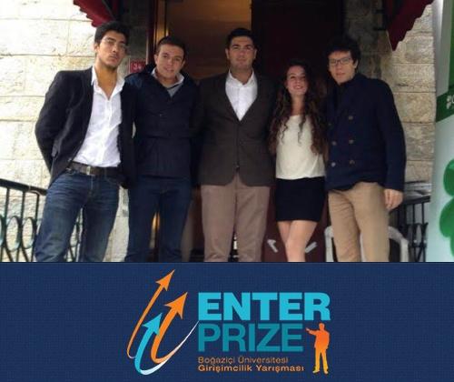 BUİK Öğrencileri İle EnterPrize Girişimcilik Yarışmasını Konuştuk!