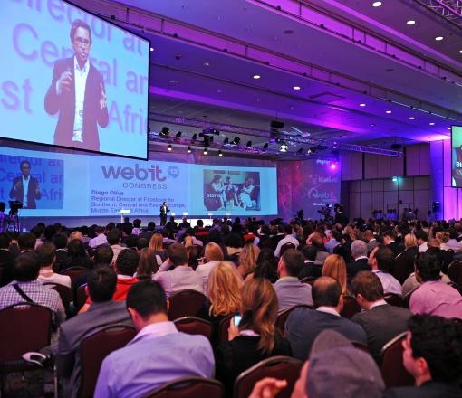 Webit 2013 Kongresi Kapılarını Yarın İstanbul'da Açıyor!