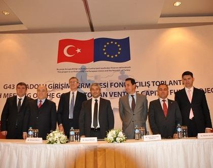 G43 Anadolu Girişim Sermayesinden Güneydoğulu KOBİ'lere Destek!