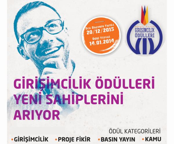 GİV Hayati Üstün Girişimcilik Ödülleri 2014 Sahiplerini Arıyor!