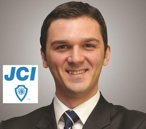 JCI Avrupa'ya Bir Türk, İsmail Haznedar Liderlik Edecek!