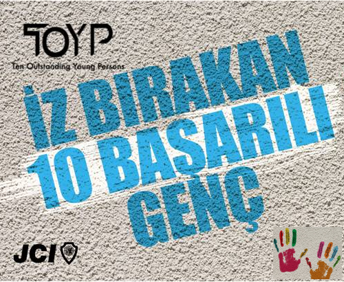 JCI, TOYP İle 19. Kez Türkiye'nin En Başarılı 10 Gencini Seçti!