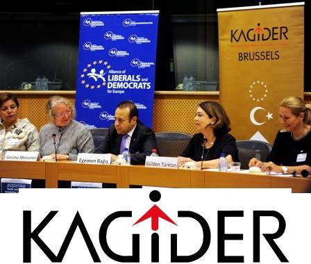KAGİDER, Genç Fikirler Güçlü Kadınlar Projesiyle Avrupa'da Parladı