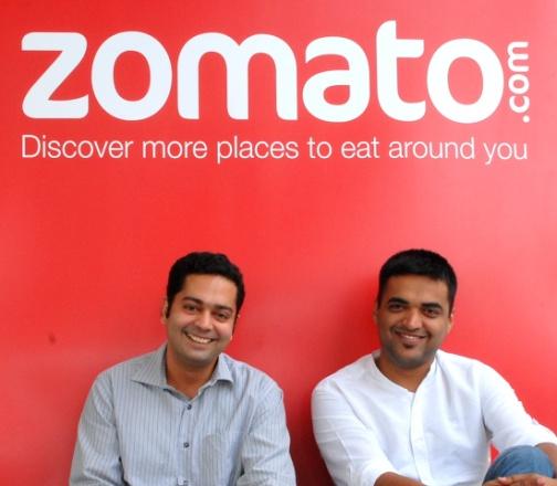 Hindistanlı Restoran Arama Motoru Zomato Türkiye'ye Yatırım Yapıyor!