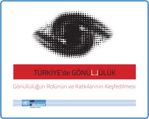 Birleşmiş Milletler Türkiye'de Gönüllülük Raporu Açıklandı!