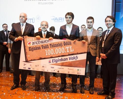 İTÜ Çekirdek'in Ödül Kazanan Yeni Nesil Girişimleri Açıklandı!