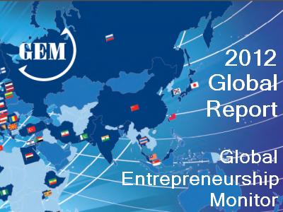 2012 Küresel Girişimcilik Raporu Yayınlandı!
