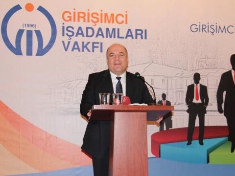 Mustafa Kaplan, GİV Girişimci Buluşmalarının Bu Ayki Konuğu Oldu