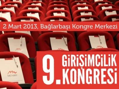 MÜNBİT'in Gelenekselleştirdiği 9. Girişimcilik Kongresi 2 Mart'ta!