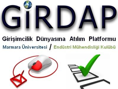 Marmaralı Öğrenciler GirDAP İçin Görüşlerinizi Bekliyor!