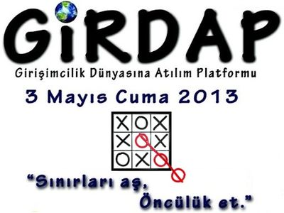 Girişimciler, 3 Mayıs'taki GirDAP Zirvesine Muhakkak Kapılın!