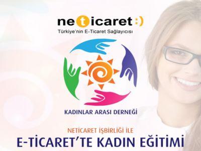 Kadın Okurlarımıza E-ticaret'in Kapılarını Açacak Bir Eğitim!