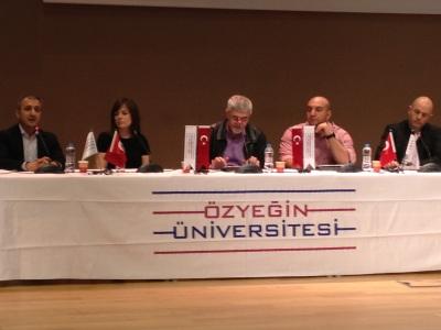 Lider Girişimciler Özyeğin Üniversitesi'nde Öğrencilerle Buluştu