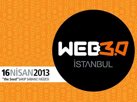 İnternet Girişimcileri, Web 3.0 İstanbul Konferansı 16 Nisan'da!